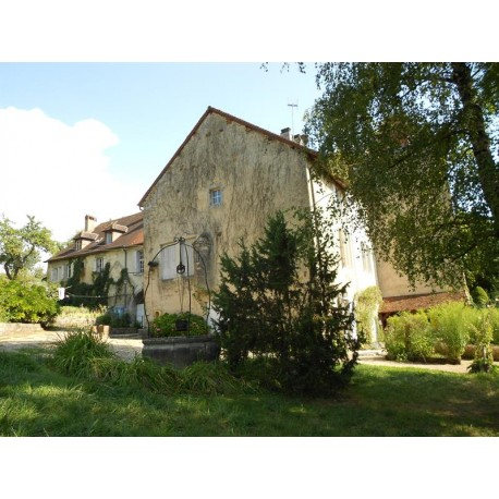 Gîte n°2 du chateau de Feschaux -Jura